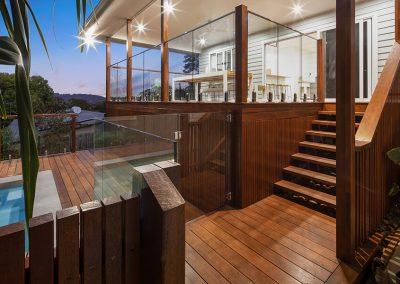 Surfside Homes Entrance Decking